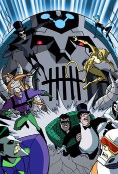 Batman Undercover - Interior by LucianoVecchio on DeviantArt Dc Comics Superheroes, Dc Comics Art, Marvel Dc Comics, Deadshot, Deathstroke, Comic Books Art, Comic Art, Badass Movie, Justice League Unlimited