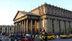 Opera House in Guadalajara