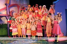 The Williams House Happenings: Seussical!