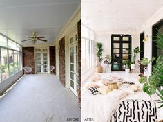 Elsie's Sunroom Tour