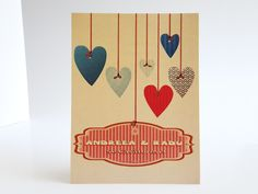 Prints & More All Heart, Playing Cards, Prints, Hearts, Weddings, Playing Card Games, Wedding, Marriage, Game Cards