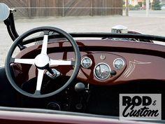 1925 Dodge Roadster - Rod & Custom Magazine