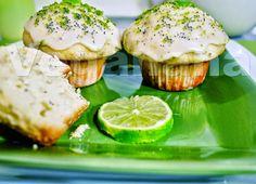 Muffins de Limão com Sementes de Papoula ~ Veganana