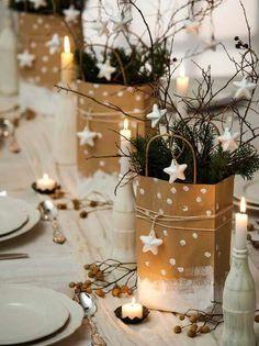 Les 241 meilleures images de Table de Noël