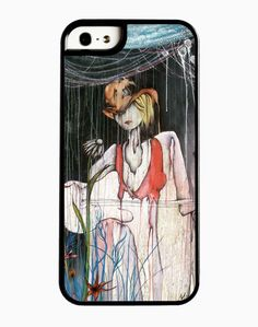 iPhone 4 4S 5 5S Phone Case Lucinda by MerandaTurbak on Etsy, $29.99