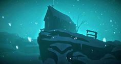 The Long Dark – Fun, Innovative, Brutal, and Only Getting Better The Long Dark, Only Getting Better, Dark Stories, Northern Lights, Scene, Fantasy, Landscape, Fun, Painting