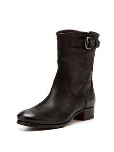 Buckle Boot by Prada on Gilt.com