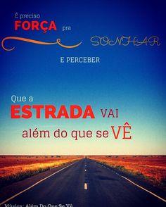 """""""É preciso força pra sonhar e perceber que a estrada vai além do que se vê"""" (""""Além do que se vê"""" - Los Hermanos)  http://ift.tt/1TnMoHs #umpontodedanca # deboramouta #loshermanos #mitivation #motivacao #motivate #motivação #acreditar #sonho. @debora.professora.danca @marcos_moura93 @unipressconvites @tarcianamoraescerimonial @bronzeadonaturalrecife @depilrica_boaviagem @midia_eventus @flor_de_acucar_patisserie @clubedasnoivasbrasil @formaclassic"""