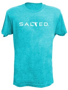 Salted Florida - Gone Beachin' Apparel Co. South Beach Florida, Florida Girl, Florida Living, State Of Florida, Florida Vacation, Florida Travel, Beach Tops, Lifestyle Clothing, Sunshine State