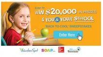VolunteerSpot - Love Your Teacher Sweepstakes