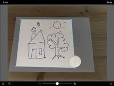Echte Zeichnungen auf das iPad übertragen Get Started, Ipad, Studying, Drawing S