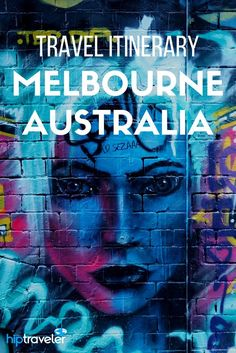 A Melbourne Travel Guide packed with tips for getting around the city and exploring the best markets and museums that this Australian gem has to offer. | Blog by HipTraveler: Bookable Travel Stories from the World's Top Travelers