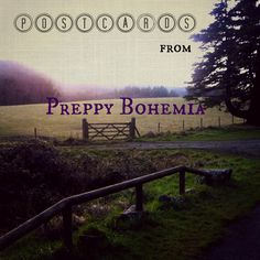 Great blog to launch June 17, 2013! Check it out: http://preppybohemia.blogspot.com/