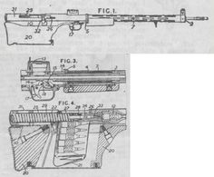 British prototype Burney 7mm RCL rifle from 1944
