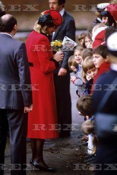 Royal School for the Blind , le 04 décembre 1984 _ Suite