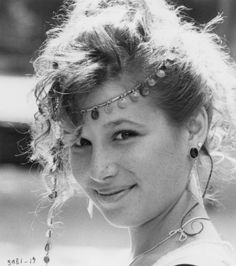 "Shawnee Smith from ""Summer School"" (1987)"