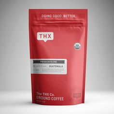 Thx Coffee by Ambert Rodriguez Follow for Paradox Design Studio