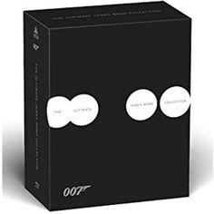 The Ultimate James Bond Collection (Blu-ray + Digital HD) - Walmart.com