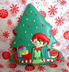 Christmas Gifts Cookie