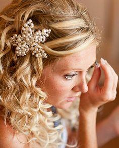 beach wedding hair ideas, long hair wedding hair ideas