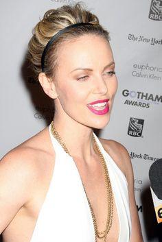 Charlize Theron Hair