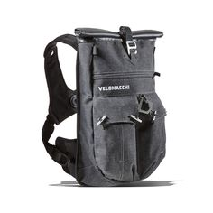 Speedway Roll-Top Backpack