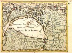Zuid-Holland in 1773 - kaart 16