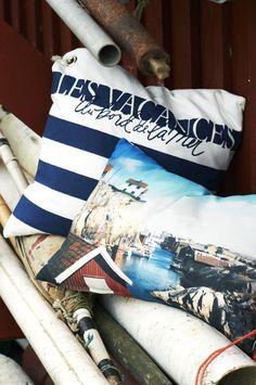 Vacances cushion, Smögen cushion