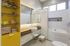 Residência Lourdes_ Banho