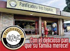 Panificadora Tres Esquinas. @LasPanaderias  www.facebook.com/grupolaspanaderias www.lapanaderia.com.ve www.laspanaderias.blogspot.com #GrupoLasPanaderias