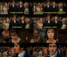 Fitzwilliam Darcy's inner struggles | Not the best version, but it has its moments.