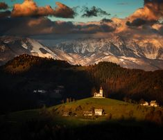 Chapel Photo in Album Stream Photos - Photographer: Paweł Uchorczak