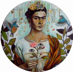 liese chavez | Few Small Nips: A Tribute to Friday Kahlo