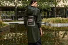 New York's Opening Ceremony teams up with Danish wet weather experts RAINS for their third Fall/Winter collaboration. The new capsule collection features RAINS'