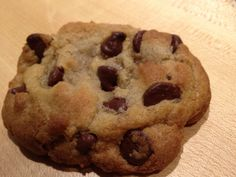 """Fat and Chewy Chocolate Chip Cookies - the only time I like the word """"fat"""" is in reference to cookies"""