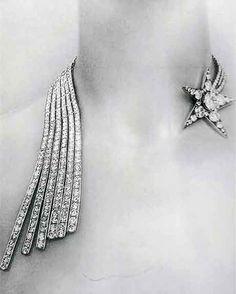 wasbella102:    1932 Art Deco Chanel