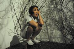 "Yingmei Duan ""Happy Yingmei,"" 2011 Performance and sound installation Courtesy the artist Photograph: Lilith Performance Studio Malmö John Stezaker, Sydney, Sound Installation, Spa, Videos, Photo Galleries, Art Gallery, Artsy, Image"