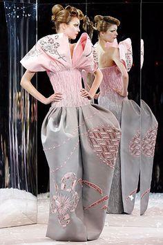 John Galliano for Christian Dior Spring 2007 photo denica's photos - Buzznet