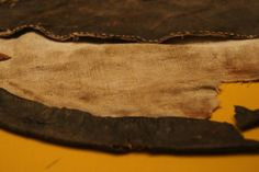 9th-10th Century Mostjevaja Balka - saddle flap.