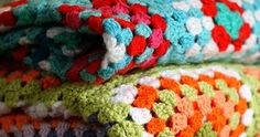 "Whenever I hear the word ""Crochet"" I think of the blankets my Great-grandmother made when I was little.  They were huge colourful crea..."