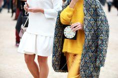 French Street Style - Paris Fashion Tips That Bag>>