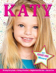 Feb/Mar 2017 Cutest Kids Cover Contest
