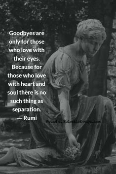 13 Pinable Rumi Quotes Rumi was born in 1207 in Persia in the city of Balkh in what is present-day Afghanistan. Rumi was a wealthy nobleman, theologian, and scholar. When he was in his late thirties he met Shams a wandering Rumi Love Quotes, Heart Touching Love Quotes, Poetry Quotes, Inspirational Quotes, Rumi On Love, Quotable Quotes, Wisdom Quotes, Life Quotes, Obituary Quotes