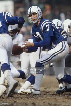 Baltimore Colts vs Oakland Raiders, 1977 AFC Divisional Playoffs ...