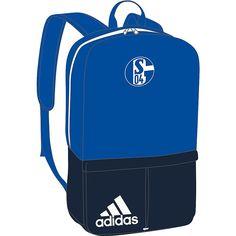 FC Schalke 04 Rucksack Logo Der FC Schalke 04 Rucksack Logo ist super praktisch, um die Trainings Ausrüstung zu transportieren. Das offizielle Lizenzprodukt von adidas hat sehr hohe 100% Polyester Qualität. Hersteller: adidas Team: FC Schalke 04 Material: 100% Polyester...