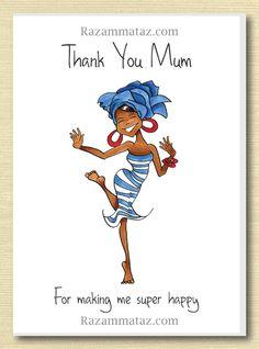 Afican american season greetings art images african american african american super happy mothers day card m4hsunfo