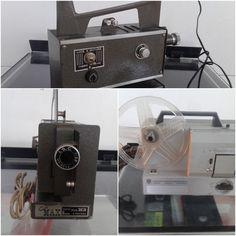 PROIETTORE CINEMAX 8MM,PASSO MOD.K2,Super 8 Eumig Mark-501