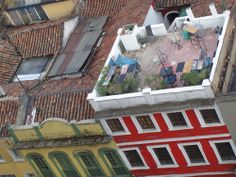 Art Gallery Roof - Colombia