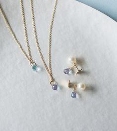 HASUNA necklace earring