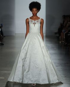 Amsale Fall 2016 Wedding Dress Collection | Martha Stewart Weddings